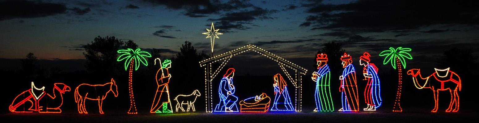large-nativity-scene